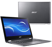 Acer 11.6 Spin 1 Laptop - Pentium, 4GB, 64GB &Software - E294527