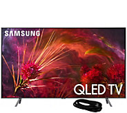 Samsung 65 Class QLED Q4K Ultra HDTV & HDMICable - E294727