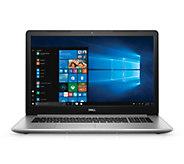 Dell 17.3 Inspiron Laptop - AMD Ryzen 5, 12GBRAM, 1TB HDD - E296327