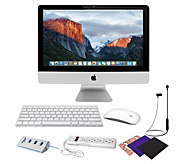Apple iMac 27 3.5GHz Core i5 with Bluetooth Earbuds & More - E300127