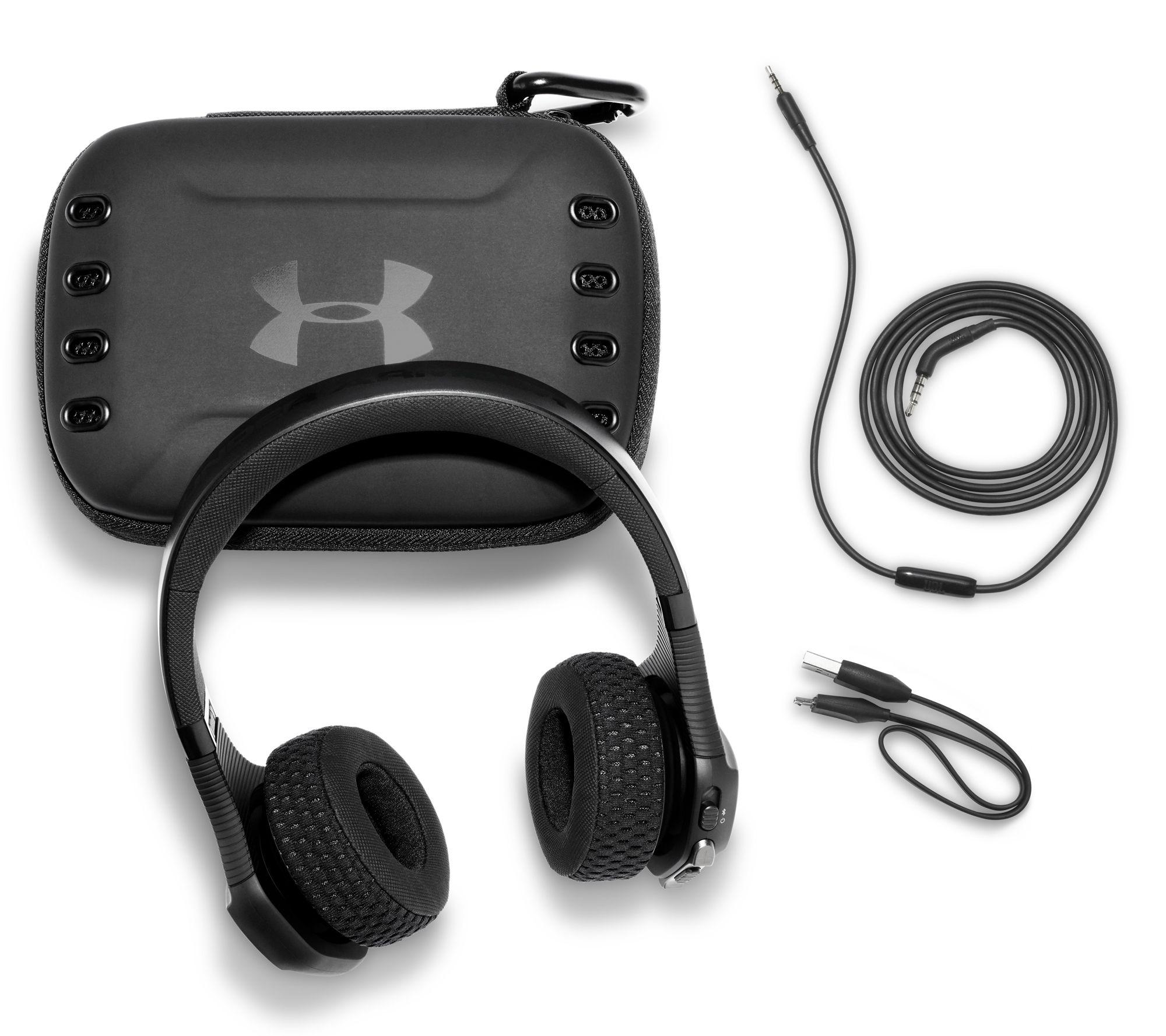 d0bb4663d62 JBL Under Armour Sport Wireless Train Headphones - Page 1 — QVC.com
