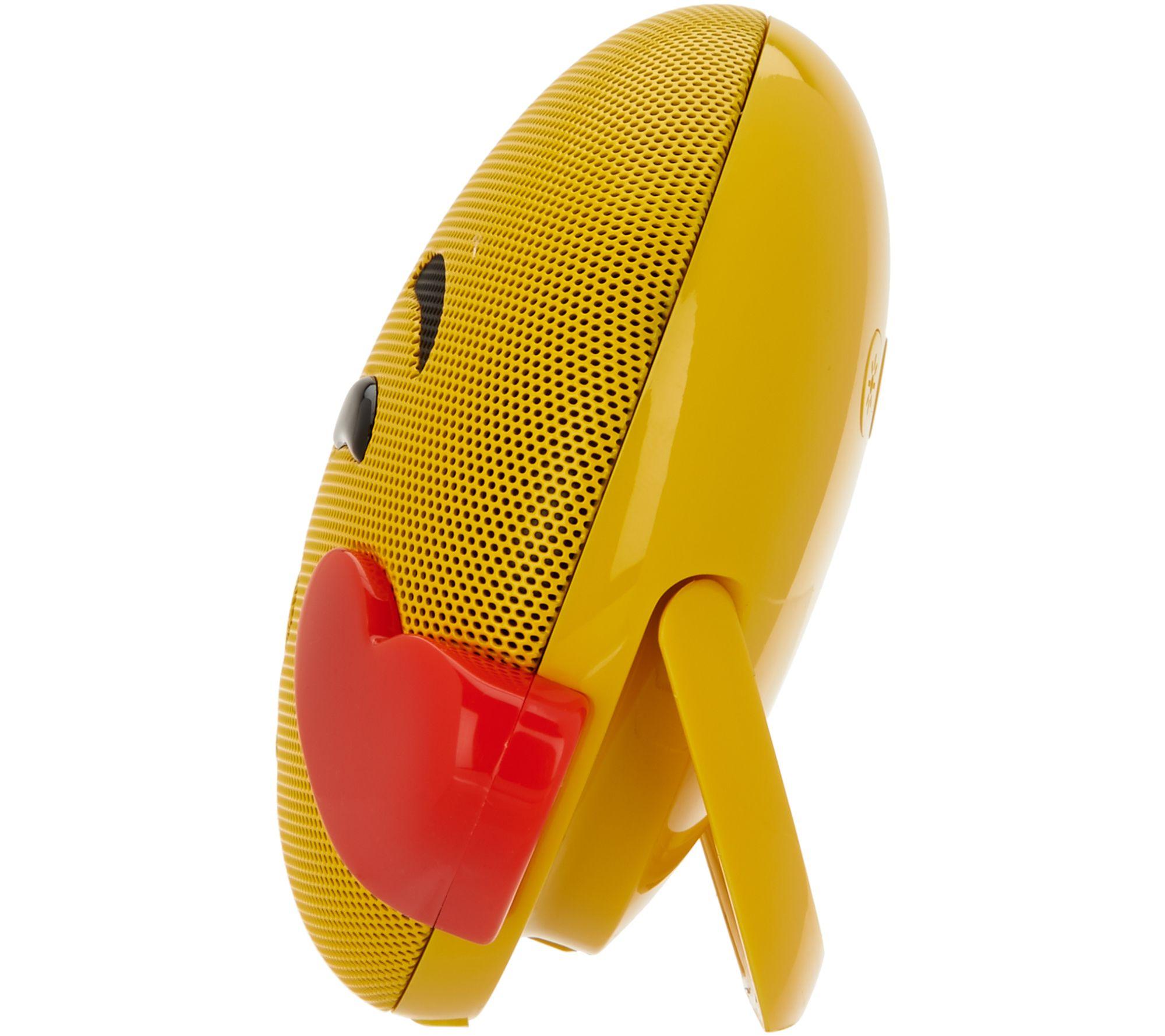 JAMOJI Bluetooth Wireless Emoji Speaker With LED Lights