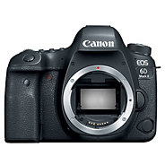 Canon EOS 6D MK II DSLR Camera Body Only - E293829