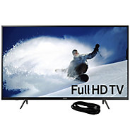 Samsung 43 Class 1080p Smart HDTV with 6 HDMICable - E294929