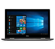 Dell 13.3 Inspiron Touch Laptop - Core i5, 8GBRAM, 1TB HDD - E296329