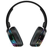 3cbb4641d3a Skullcandy Riff Wireless On-Ear Headphones withMicrophone - E296629