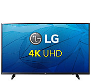 LG 65 Smart LED 4K Ultra HDTV with Active HDR - E292430