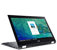 Acer 15.6 Spin 5 2-in-1 Laptop - Intel i7, 8GBRAM, 1TB HDD - E295330