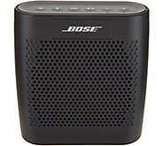 Ships 9/17 Bose SoundLink Color Series I Bluetooth Speaker - E232333