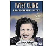 Patsy Cline: Remembering Patsy DVD - E264833
