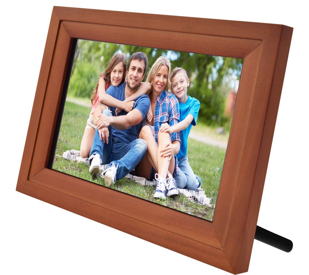 Icozy 10 Quot Wi Fi Picture Frame With Software Voucher Qvc Com