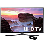 Samsung 43 Class LED HDR Pro Smart Ultra HDTVwith HDMI Cable - E294933