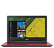 Acer 15.6 Aspire 3 Laptop - Celeron, 4GB RAM,500GB & Voucher - E295033