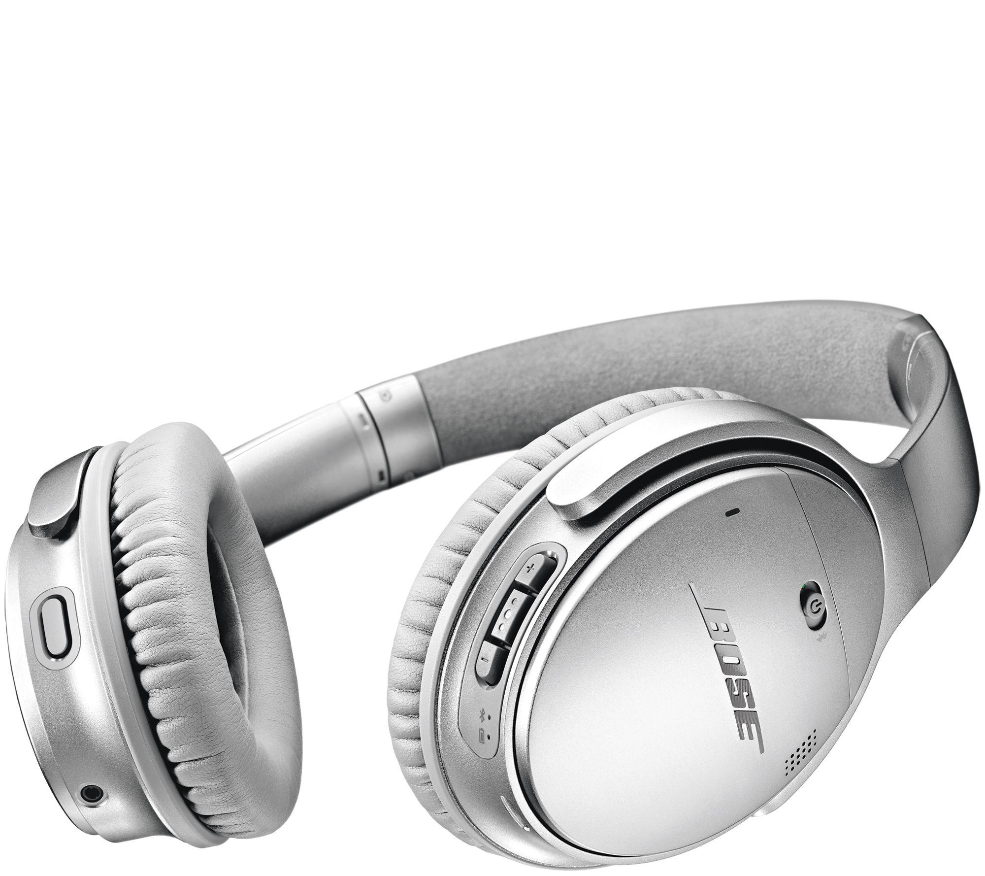 Bose QuietComfort 35 II Wireless Headphones — QVC com