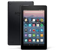 Amazon Fire 7 Tablet w/ Quad Core, Alexa Controls & Voucher - E232834