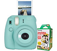 FujiFilm Instax Mini 9 with 20-Exposure FilmPack - E291835