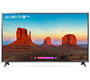 LG 86 Class 4K HDR Smart LED AI UHD TV with ThinQ - E294235