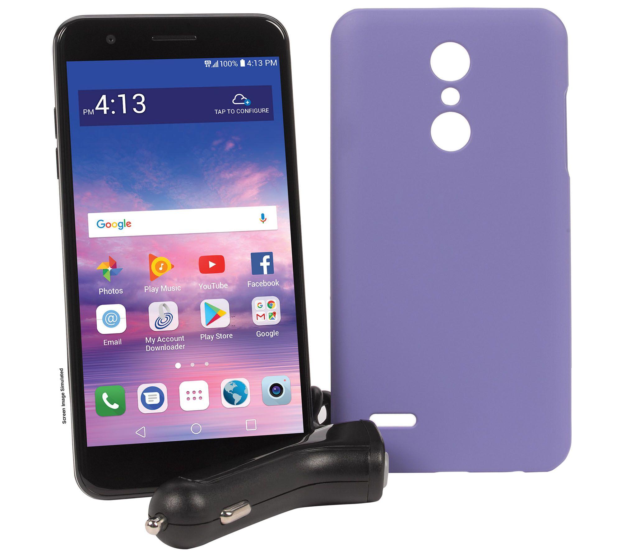 Tracfone LG Premier Pro 5 3