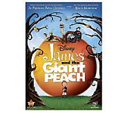 James and the Giant Peach Special Edition DVD - E269336