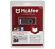 McAfee 7yr Antivirus, System Mechanic & GadgetTrak for 7 PCs - E231937