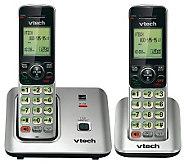 Vtech CS6619-2 Two-Handset Cordless Call ID/Call Waiting - E275137