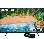 Samsung 65 Class LED HDR Smart Ultra HDTV &HDMI Cable - E294737