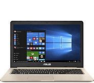 ASUS VivoBook Pro 15.6 Laptop Core i7, 8GB 1TBHDD w/optane - E295737