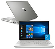 HP Pavilion 15 Touch Laptop AMD 8GB RAM 1TB HDD with Voucher - E232238
