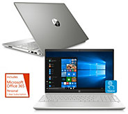 HP Pavilion 15 Touch Laptop AMD 8GB RAM 1TB HDD w/ Voucher & MS Office 365 - E232239