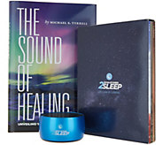 Wholetones 2Sleep Music Relaxation Bundle with Accessories - E232339