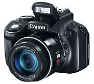 Canon PowerShot SX50 HS 12.1 MP 50X Zoom Digital Camera - E270439