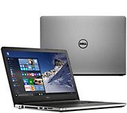 Dell 15 Laptop Windows 10 Intel 6thGen i3 12GB RAM 1TB HD & Lifetime Tech - E230140