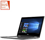 Dell 13 Touch 2-in-1 Laptop Intel Core i3 4GB RAM 1TB HDD w/ Office 365 - E232140