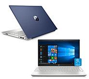 HP Pavilion 15 Touch Laptop AMD Quad Core 8GB RAM 1TB HDD with Voucher - E232240