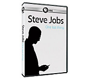Steve Jobs - One Last Thing DVD - E265541