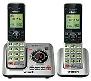 Vtech CS6629-2 Handset Cordless Answering System w/ Caller ID - E275141