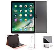 Apple iPad Pro 10.5 64GB Cellular & Accessories - Space Gray - E293241