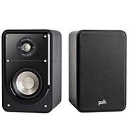 Polk S15 American HiFi Home Theater Compact Bookshelf Speaker - E293441