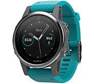 Garmin Fenix 5s 42mm Multisport GPS Watch - E293941