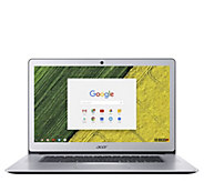 Acer 15.6 Chromebook Laptop - Intel, 4GB RAM,32GB & Voucher - E295041