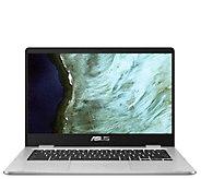 ASUS 14 Chromebook Laptop - 4GB RAM, 32GBeMMC - E297041