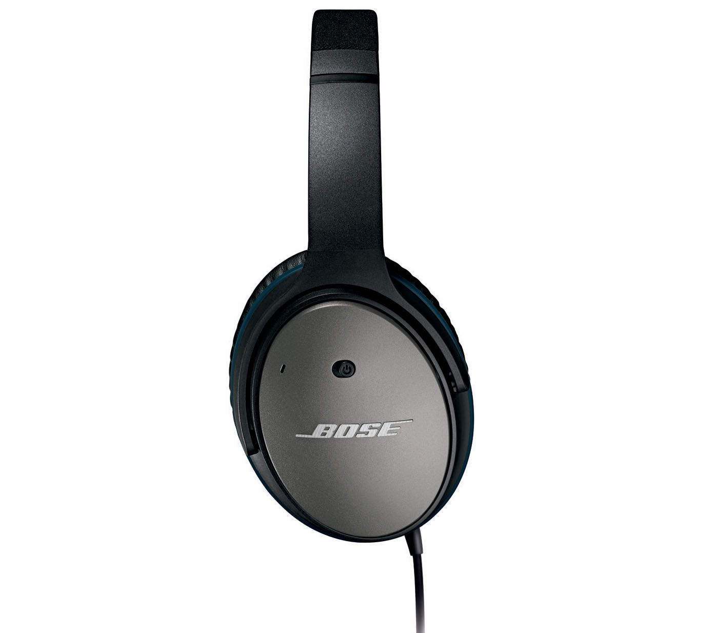 99c33993cf5 Bose QC 25 Noise Cancelling Headphones for Apple Devices - Page 1 — QVC.com