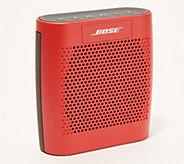 Bose SoundLink Color Series I Bluetooth Speaker - E232843