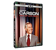 American Masters - Johnny Carson: King of LateDVD - E264843