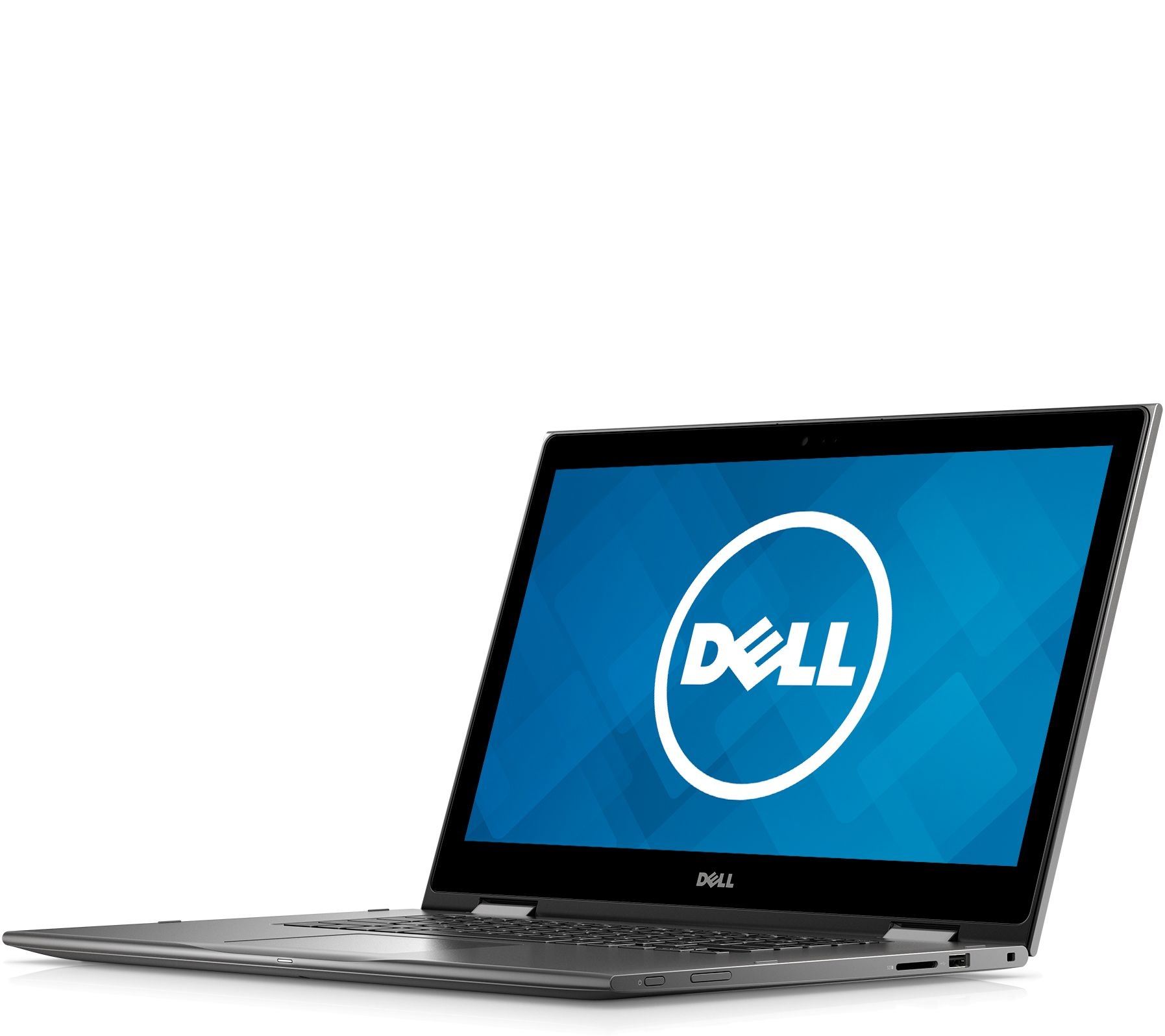 "Dell Inspiron 15.6"" Touch 2-in-1 Laptop - i5, 8GB, 1TB HDD - Page 1 —  QVC.com"