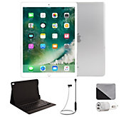 Apple iPad Pro 10.5 64GB Cellular & Accessories - Silver - E293243