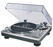 Audio Technica LP120-USB Direct-Drive Professional Turntable - E294443