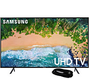 Samsung 75 Class LED HDR Smart Ultra HDTV & 6L HDMI Cable - E294743
