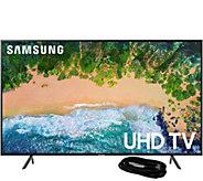 Samsung 75 Class LED HDR Smart Ultra HDTV & 6L HDMI Cable - E294743