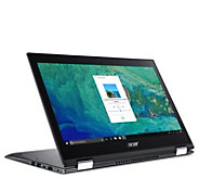 Acer 13.3 Spin 5 2-in-1 Laptop - i5, 8GB, 256GB SSD & Voucher - E295043